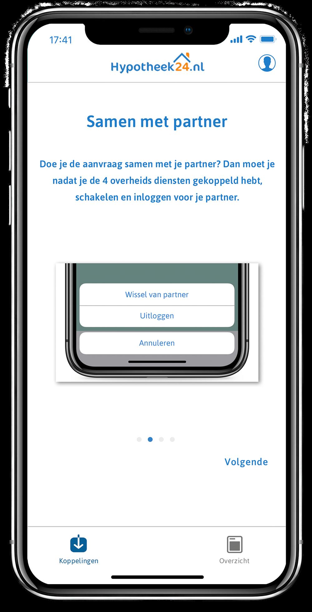 hypotheek24-iphone-app